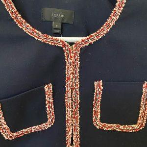 J. Crew Jackets & Coats - Jcrew Cropped Wool Blazer